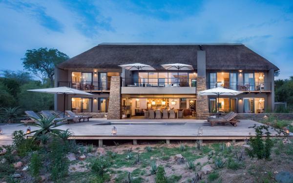 Mangwa lodge - Lodge 8